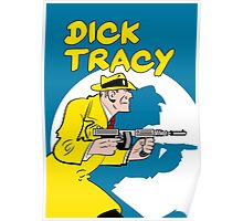 Dick Tracy - The Original Poster