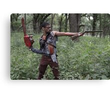 Ash Williams Canvas Print