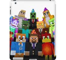 Play minegame iPad Case/Skin
