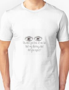 Arctic Monkeys 505 lyrics  Unisex T-Shirt