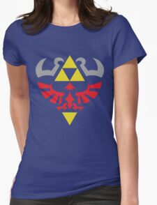 Hylian Hero Womens Fitted T-Shirt