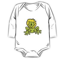 Froglion design for clothing One Piece - Long Sleeve