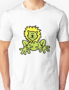 Froglion design for clothing Unisex T-Shirt