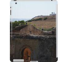 Chellah ruins, Morocco iPad Case/Skin