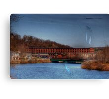Worcester County Canvas Print