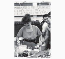 Italian street party, London One Piece - Short Sleeve