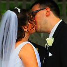 Russ and Ang... its official! by Scott Curti