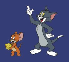 tom and jerry by jelangsubuh