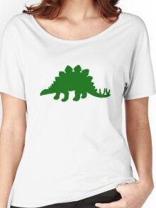 Stegosaurus Women's Relaxed Fit T-Shirt