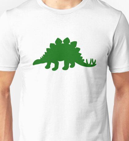 Stegosaurus Unisex T-Shirt