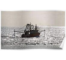 Tweed Trawlers #5 - Coralynne Poster