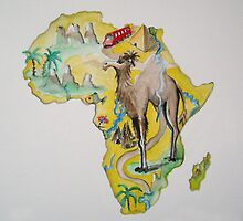 Africa DOZ by Mike Dineen