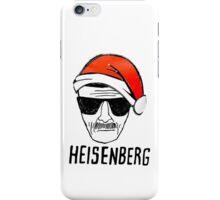 Heisenberg Christmas iPhone Case/Skin