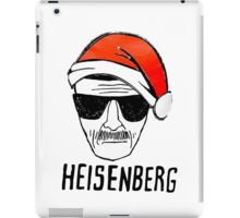 Heisenberg Christmas iPad Case/Skin