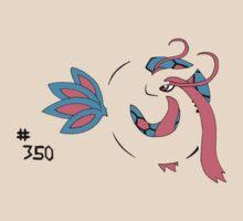Pokemon 350 Milotic by methuselah