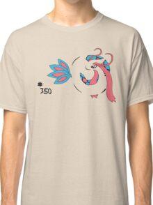 Pokemon 350 Milotic Classic T-Shirt
