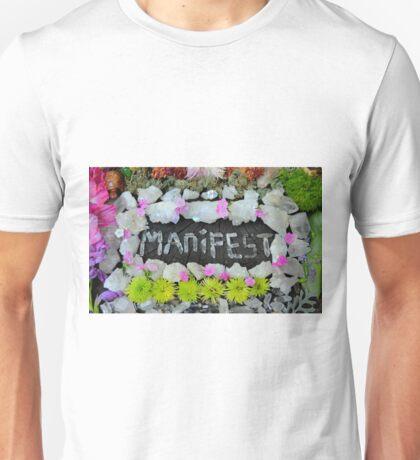 MANIFEST Unisex T-Shirt
