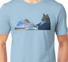 I Should Buy A Boat - Classic Cat Meme v.3 Unisex T-Shirt