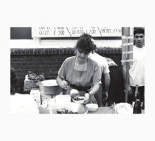 Italian street party, Clerkenwell Baby Tee