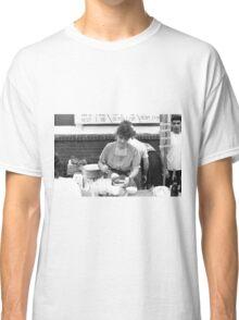 Italian street party, Clerkenwell Classic T-Shirt