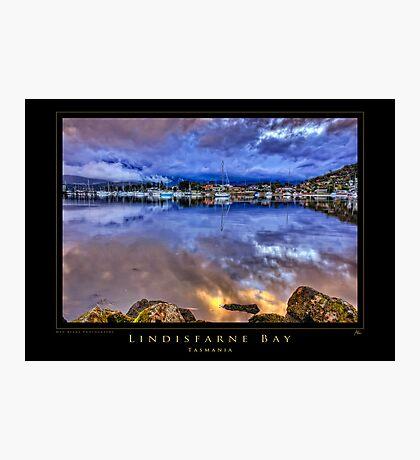 Lindisfarne Bay Photographic Print