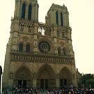 Notre Dame by Debbie Thatcher