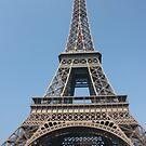 Eiffel Tower by Debbie Thatcher