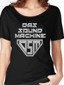 Das Sound Machine Women's Relaxed Fit T-Shirt