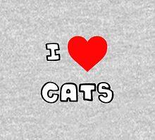 I Heart Cats Unisex T-Shirt