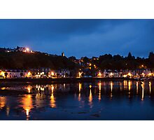 Tobermory At Night Photographic Print