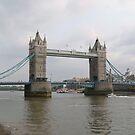 Tower Bridge by Debbie Thatcher