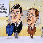 Jeeves and Wooster by andrea v