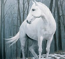White Horse by John Philip