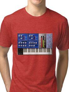Synthersizer Tri-blend T-Shirt