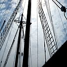 Mast Rigging by TeamNotSoSuper