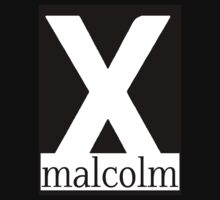 X by Malcolm X by AshPulse
