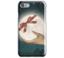 For You, The Moon iPhone Case/Skin