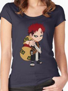 gaara Women's Fitted Scoop T-Shirt