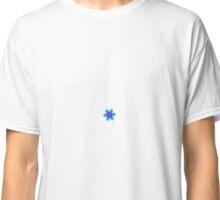 Blue flower 01 Classic T-Shirt