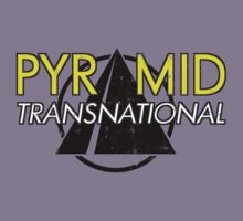 Pyramid Transnational logo from Watchmen by Adho1982