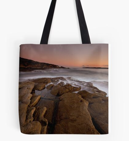Curwee Cove Botany Bay East Sydney Tote Bag