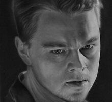 LeonardoDiCaprio  by Esbee