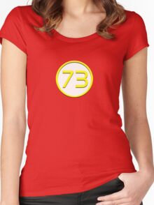 Flash 73 Women's Fitted Scoop T-Shirt