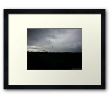 Irish Countryside Photo dc Framed Print