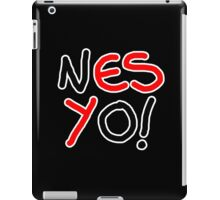 Nes Yo! iPad Case/Skin
