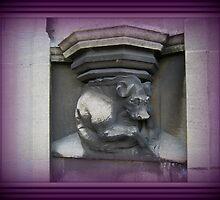 Gargoyle 2. by Heather Goodwin