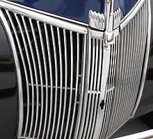 Ford Truck V8 Grille - Tennessee by glennc70000