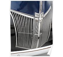 Ford Truck V8 Grille - Tennessee Poster