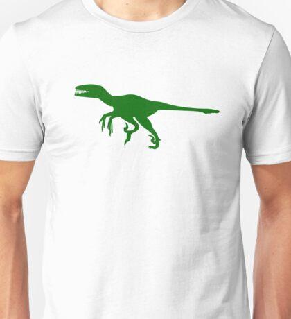 Deinonychus Dinosaur Unisex T-Shirt