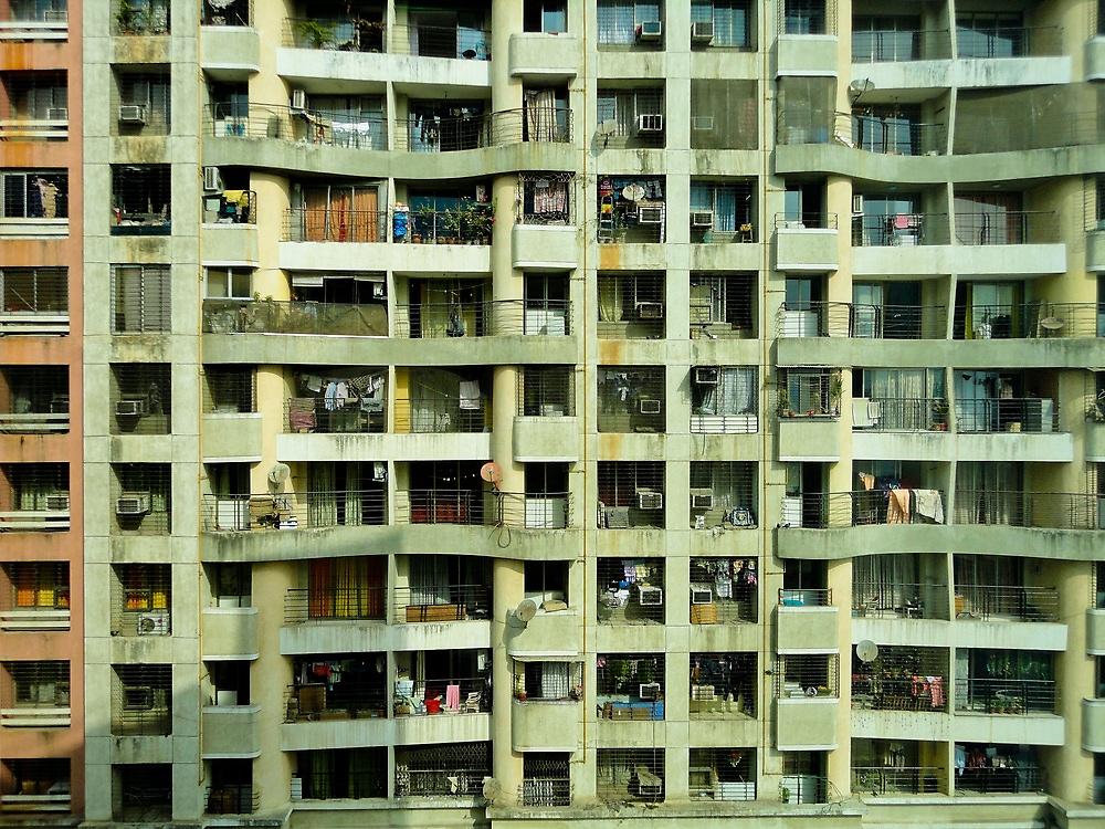 Mumbai by galraz